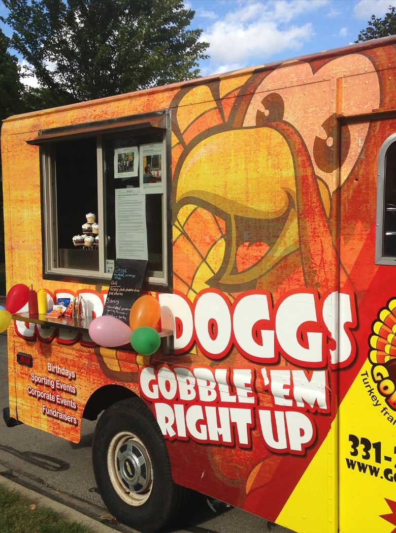 gobble doggs chicago